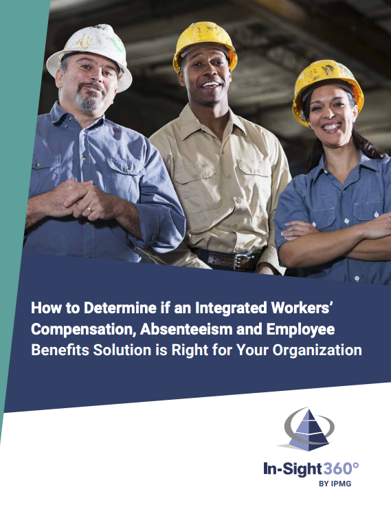 How to determine if an integrated workers comp, absenteeism and employee benefits solution is right for you